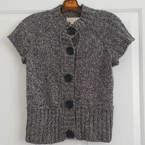 MICHAEL Kors Short Sleeve Sweater